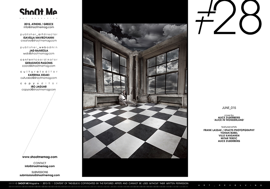 Shoot Me Magazine
