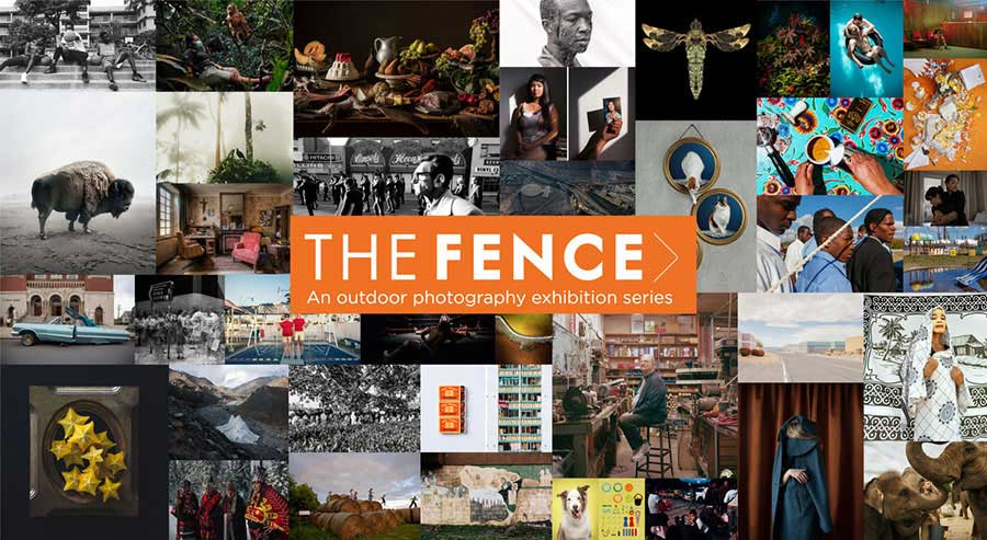 The fence exhibition